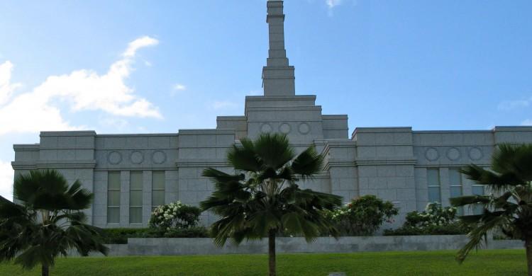 FIDZI Suva_Fiji_Temple